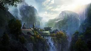 Rivendell by Philipstraub on DeviantArt