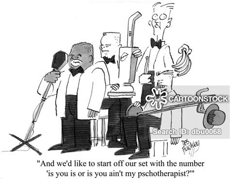 Jazz Band Cartoons And Comics