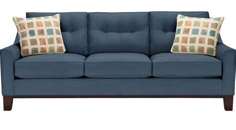 688 00 montclair indigo sofa classic contemporary