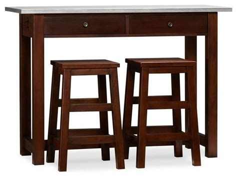 small bar height table pottery barn kitchen island diy counter height table bar