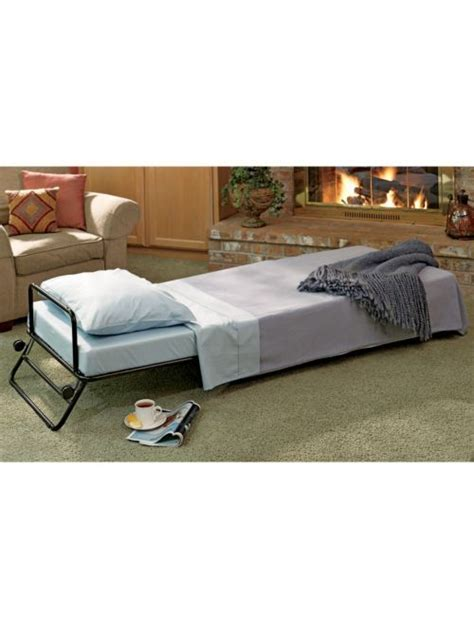 Fold Out Ottoman Bed by Fold Out Ottoman Guest Bed Slipcover Pillow Topper