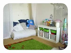 Aménager Chambre Bébé Dans Chambre Parents : coin bebe dans chambre des parents chambre bedroom ~ Zukunftsfamilie.com Idées de Décoration
