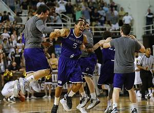See the incredible moment when Holy Cross earns an NCAA ...