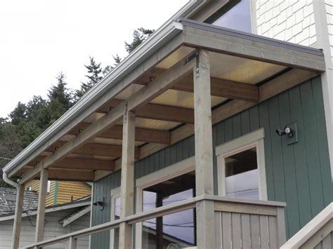 beachfront patio cover cedar wood frame style