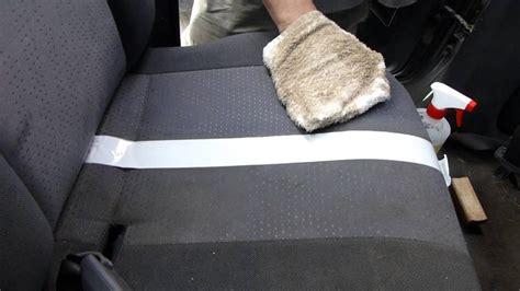 nettoyer siege en cuir comment nettoyer un siège de voiture en tissu