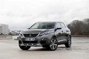 Peugeot 3008 Essai : essai peugeot 3008 bluehdi 180 gt 2017 la cr me de la cr me ~ Gottalentnigeria.com Avis de Voitures
