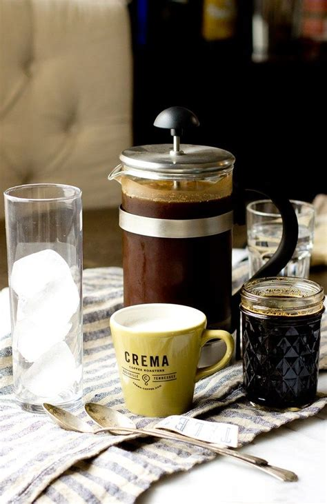 New orleans is one of america's great coffee towns. New Orleans Iced Coffee   Recipe   Iced coffee, Iced coffee at home, Coffee