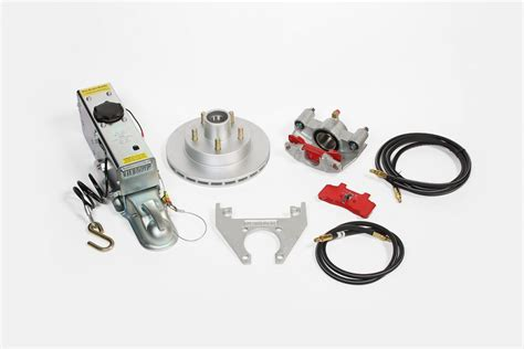 surge dolly kit tow stehl brake hub electric assembly trailer parts