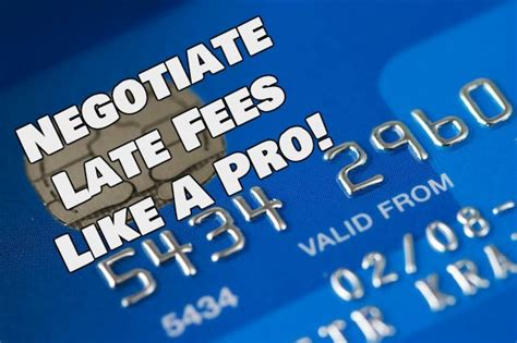 May 22, 2021 · late payments aren't reported to the credit bureau until after 30 days. How To Negotiate A Credit Card Late Fee (With images)   Credit card, Cards, Negotiation