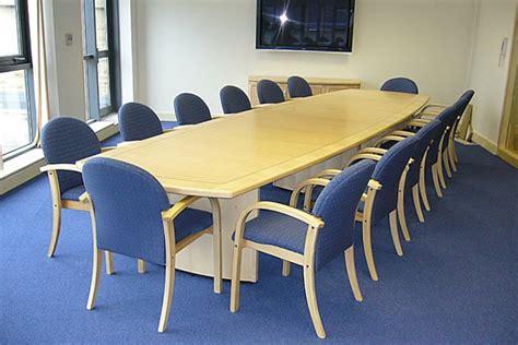 used boardroom tables