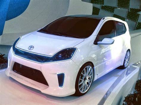 Modifikasi Mobil Agya Terbaru by Modifikasi Mobil Agya Terbaru Trd S G E Ayla Bagian Dalam