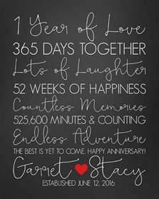 1st year wedding anniversary 25 best anniversary quotes on 1st year anniversary gift 1st year anniversary