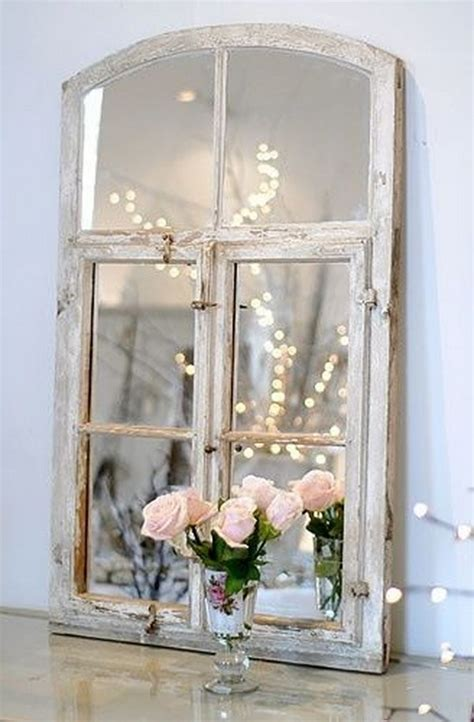 shabby chic mirror romantic shabby chic diy project ideas tutorials hative