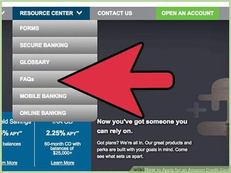 Maybe you would like to learn more about one of these? How to Apply for an Amazon Credit Card: 9 Steps (with Pictures)