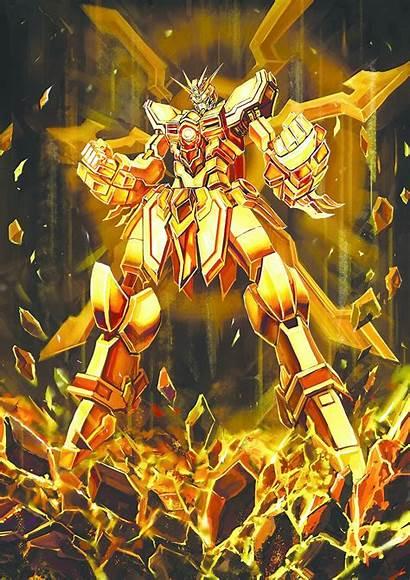 Gundam God Mode Hyper Fanart Burning Finger