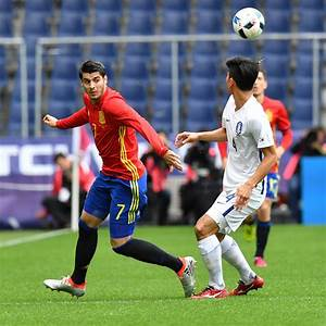 Spain v Korea - International Friendly - Zimbio