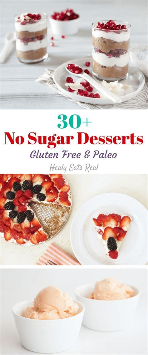 Top with orange zest, juice and a drizzle of icing for the characteristic cross. 30+ Sugar Free Desserts (Gluten Free & Paleo) (With images)   Sugar free desserts, No sugar ...