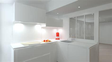 plan de travail cuisine corian aménagement cuisine bibliothèque l 39 du projet sur