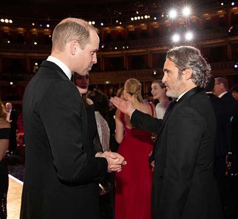 Prince William and Kate Middleton chatted to Joaquin ...