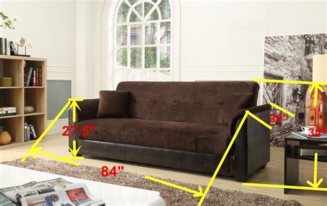futon express nhi express 72016 06br melanie chion sofa