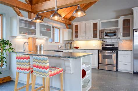 ilot cuisine idees accueil design et mobilier