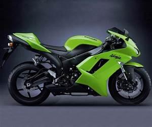 2007 Kawasaki Ninja Zx