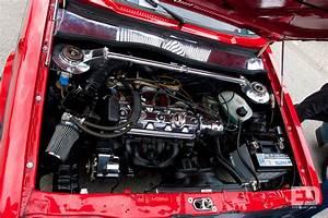 Vw Golf Mk1 Engine Bay