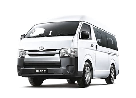 Review Toyota Hiace by Toyota Hiace Dyg Travel