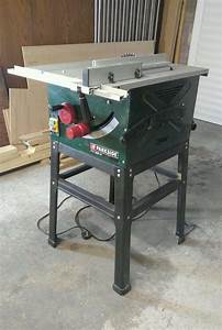 Work Zone Table Saw Manual