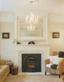 Put Tv Front Fireplace