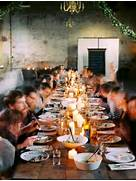 Brooklyn Dinner Party  Once Wed