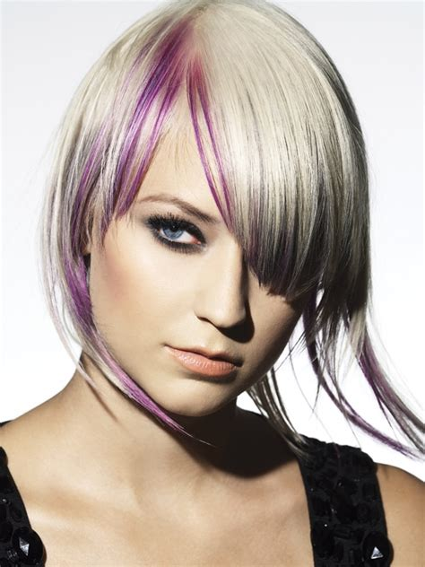 Cool Color Hairstyles by Cool Hair Color Ideas