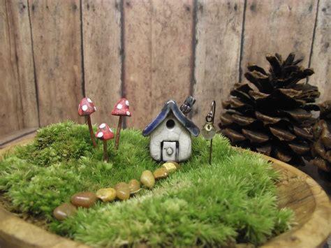 18 charming miniature garden decorations style