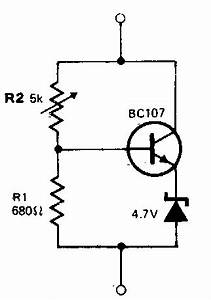 variable zener diode circuit diagram electronic circuit With diodeor circuit