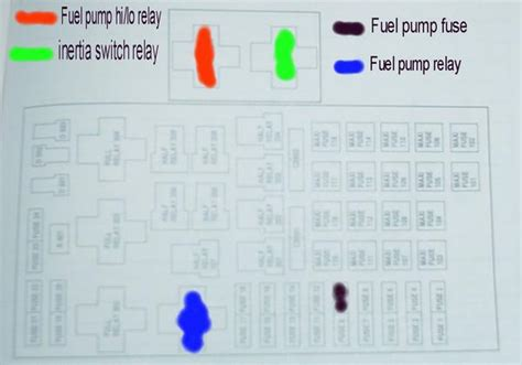 hilo fuel pump relay  fonline forums