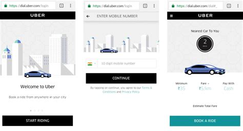 book  uber   smartphone app team bhp