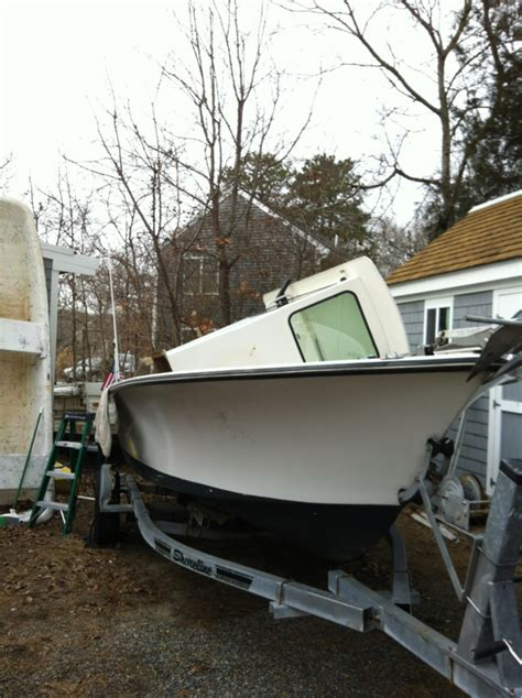 Fishing Boat Dog House by Craigslist Find Dog House Page 2 The Hull Truth