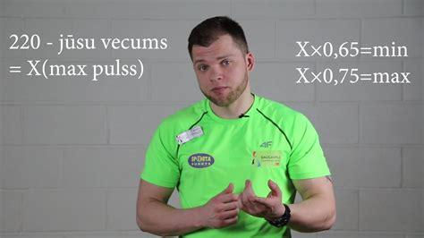 Aerobais treniņš tauku dedzināšanai :) - YouTube
