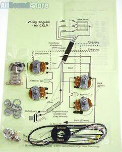Epiphone Les Paul Studio Wiring Diagram