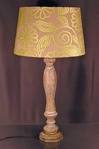 Lampe Mit Holzfuß : lightmakers tischleuchte standleuchte 59 cm lampenschirm aus stoff holzfu neu ebay ~ Eleganceandgraceweddings.com Haus und Dekorationen