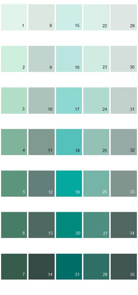 behr paint colors colorsmart palette 24 3 480c 3 aqua bay 490a 3 sweet rhapsody