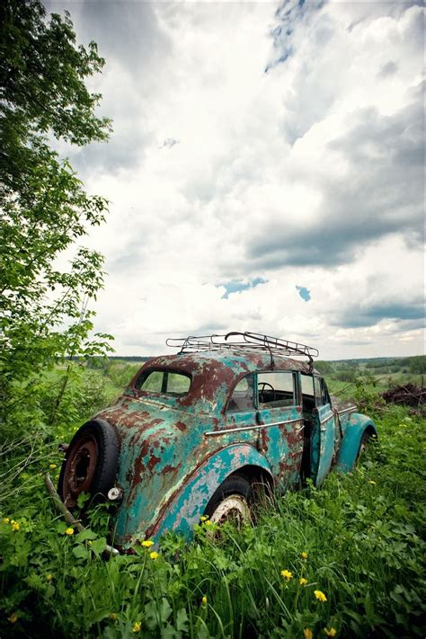 1000+ Ideas About Abandoned Cars On Pinterest  Barn Finds