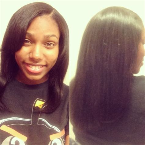 Partial Weave Sew In Hairstyles by Partial Sew In Hairstyles I Want What
