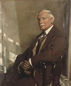 Sir William Newenham Montague Orpen, R.A., R.W.S., R.H.A ...