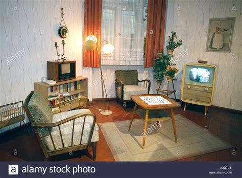 Deutsches Wohnzimmer by Reproduktion Eines Typisch Ost Deutsche Wohnzimmer Aus Den
