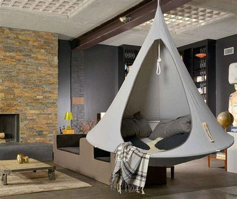 Enclosed Hammock by 6 Easy Ways To Add Space To Your House Purewow