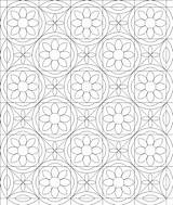 Coloring Littlemissshabby Pages Pattern sketch template
