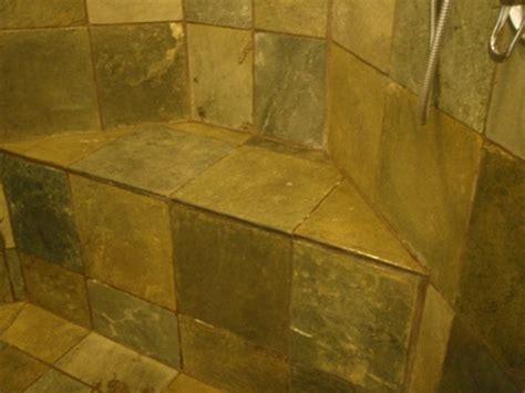 cleaning slate showers   clean slate shower slate