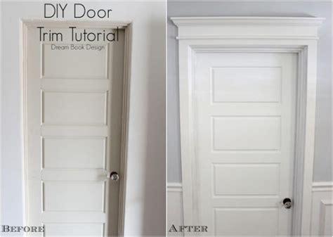 remodelaholic best diy door tips installation framing and hardware