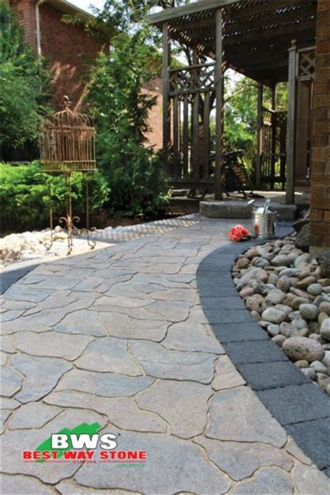 best way limited pavers walls patio stones